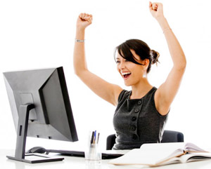 Are-You-Running-a-Successful-Business-Successful-business-woman-with-notebook-learning